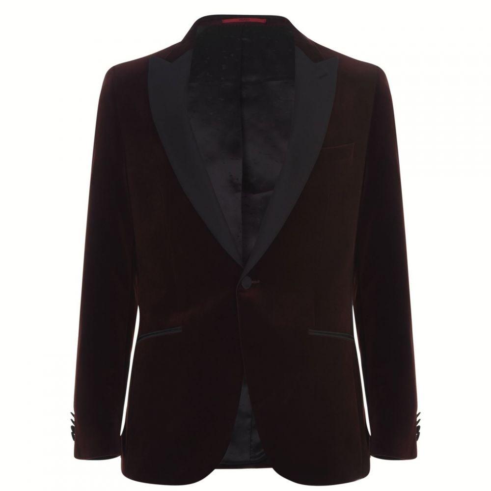ヒューゴ ボス Hugo Business メンズ スーツ・ジャケット アウター【Hugo Boss Harvey Blazer】Red