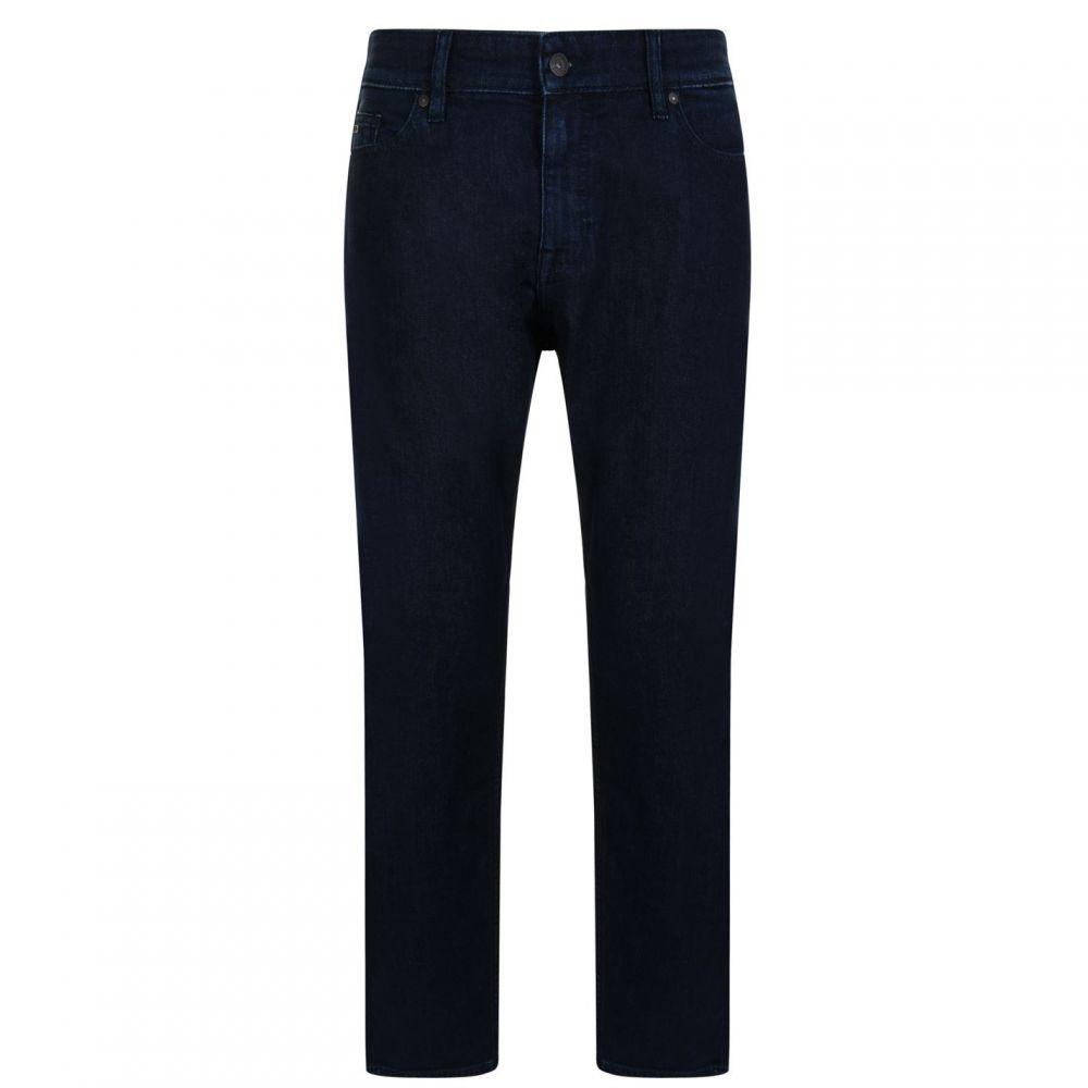 ヒューゴ ボス BOSS メンズ ジーンズ・デニム ボトムス・パンツ【Delaware Slim Jeans】Royal