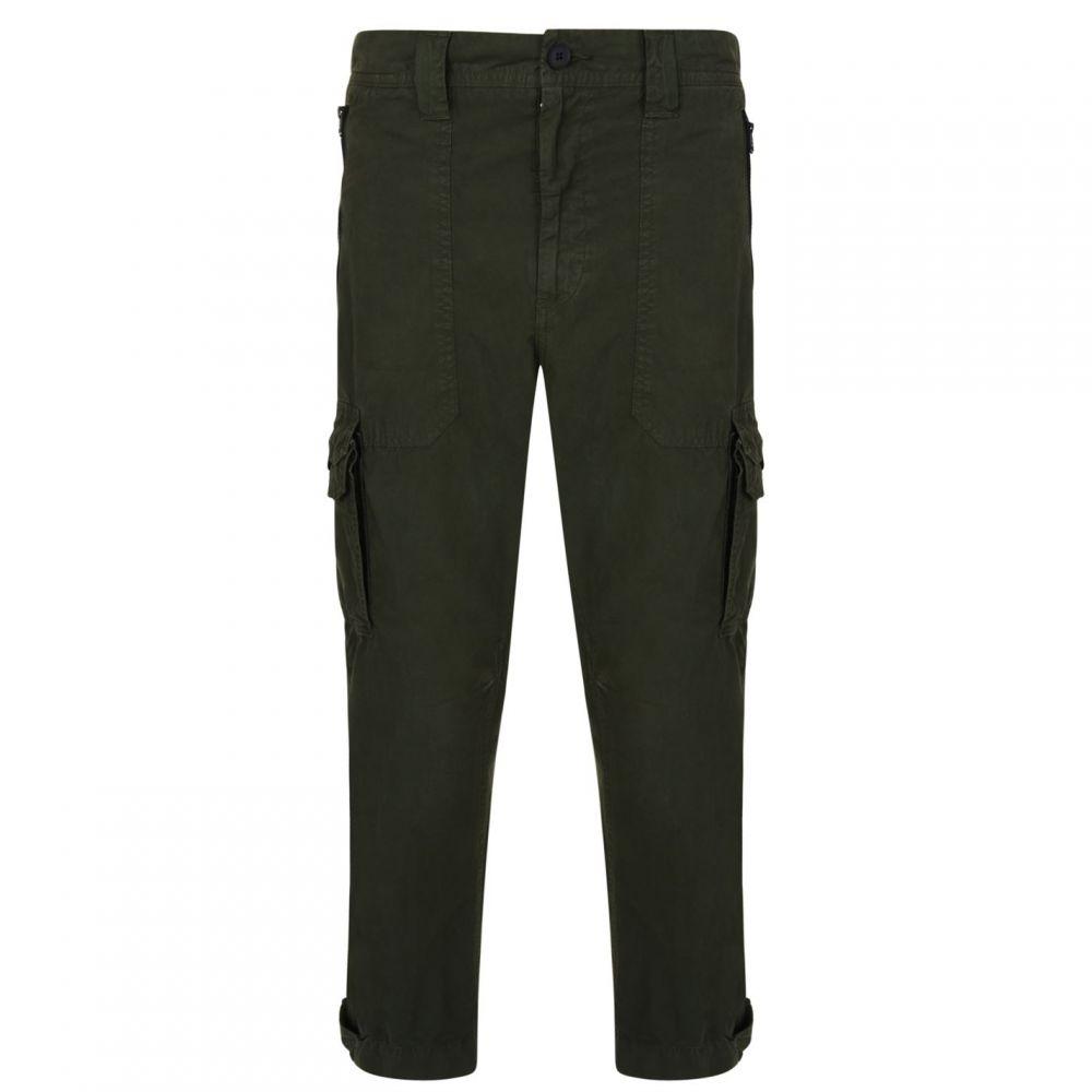 ヒューゴ ボス BOSS メンズ ボトムス・パンツ 【Sargo Tapered Trousers】Khaki