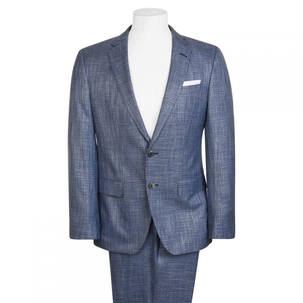 ヒューゴ ボス Boss メンズ スーツ・ジャケット アウター【Sheen Suit】Blue