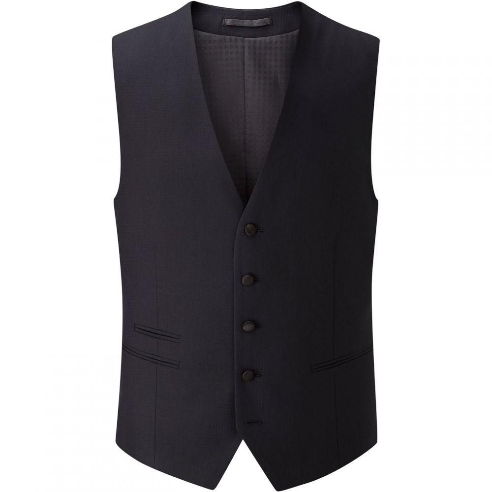 スコープス Skopes メンズ ベスト・ジレ トップス【Newman Waistcoat】Black