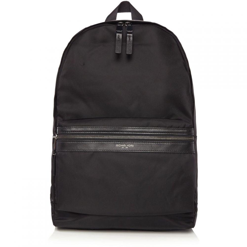 マイケル コース MICHAEL Michael Kors メンズ バックパック・リュック バッグ【Nylon Backpack】Black