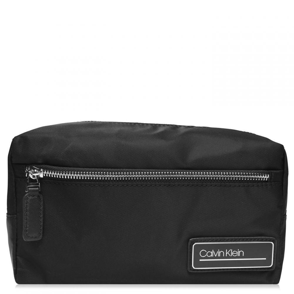 カルバンクライン Calvin Klein メンズ ポーチ トラベルポーチ【CK Primary Washbag Sn94】BDS BLACK