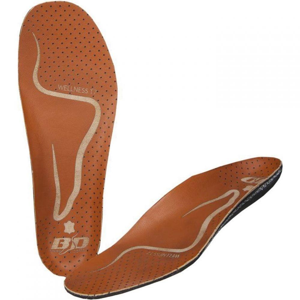 ブーツドック Boot doc メンズ インソール・靴関連用品 シューズ・靴【Insoles】Black