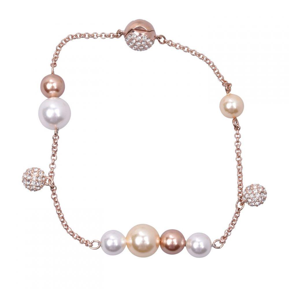 スワロフスキー Swarovski レディース ブレスレット ジュエリー・アクセサリー【Remix Strand Pearl 1 Bracelet】Multi-Coloured