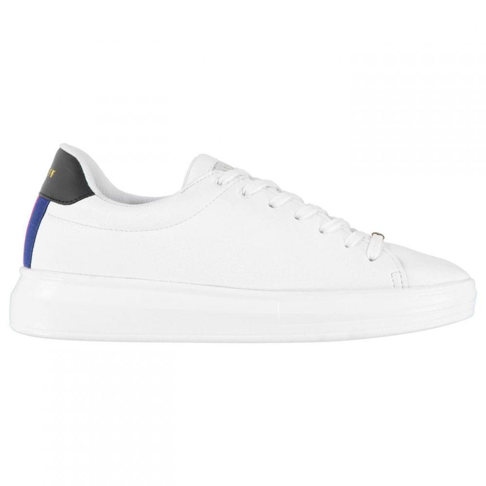 クライフ Cruyff レディース スニーカー シューズ・靴【Pure Trainers】White/Black