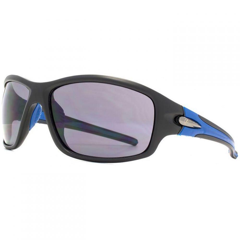 フリーダム Freedom レディース メガネ・サングラス 【Noce Large Duel Injected Wrap Sunglasses】Matte Black