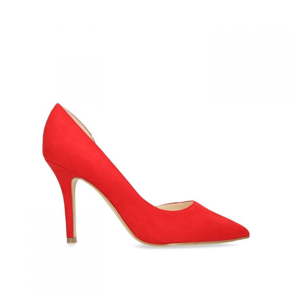 ナインウエスト Nine West レディース パンプス シューズ・靴【Just4You Courts】RED