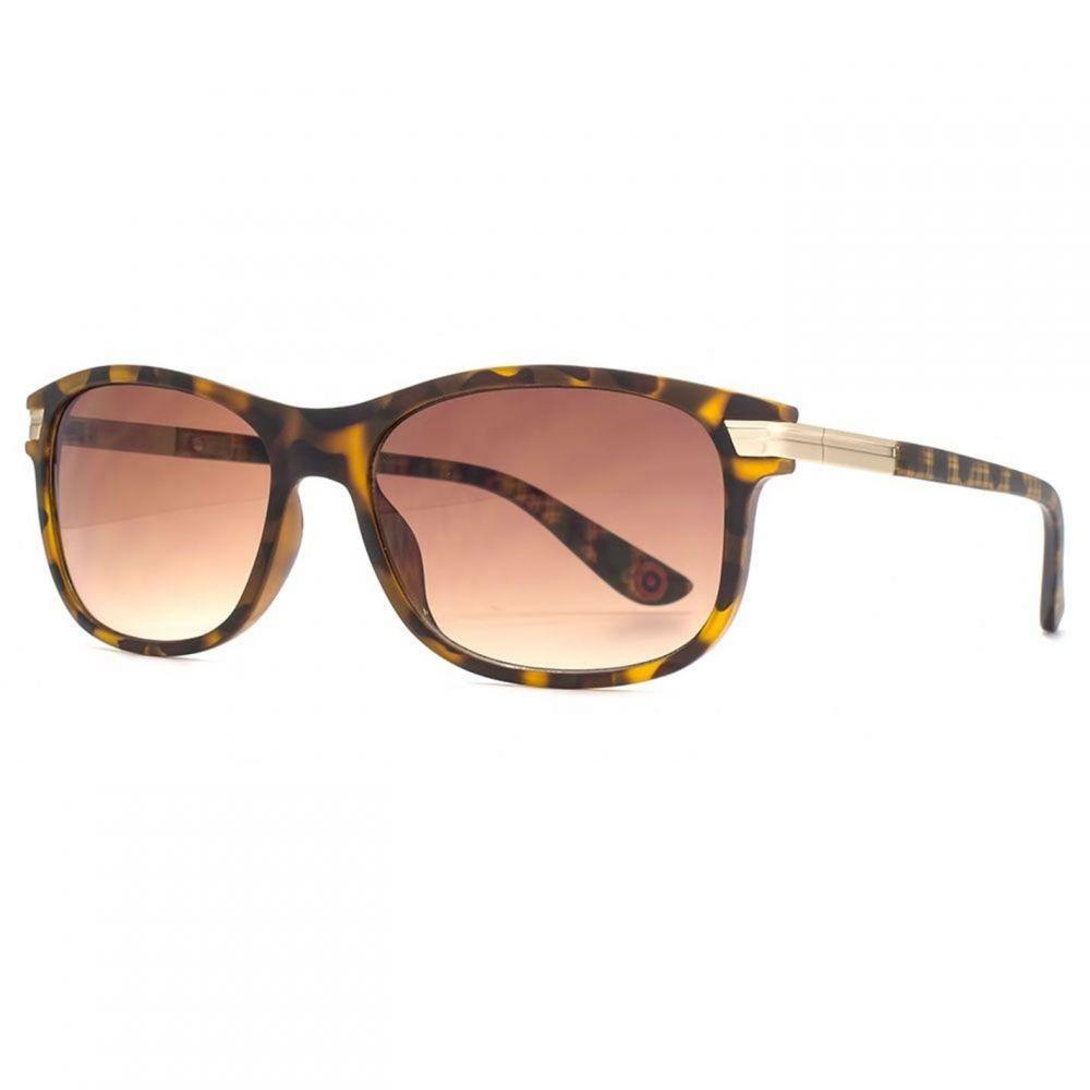 ベンシャーマン Ben Sherman レディース メガネ・サングラス 【26BEN031 Brn Matte Sunglasses】