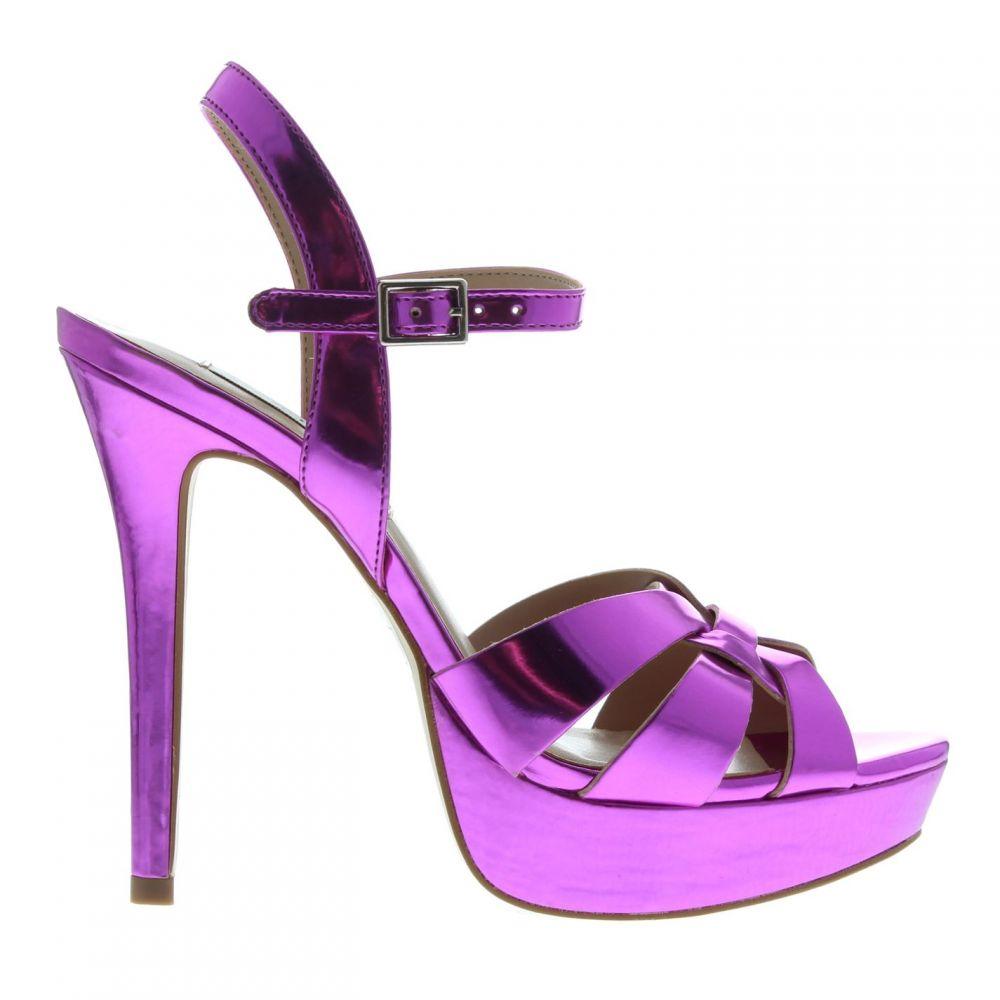スティーブ マデン Steve Madden レディース サンダル・ミュール シューズ・靴【Kaiden Heeled Sandals】Fuchsia
