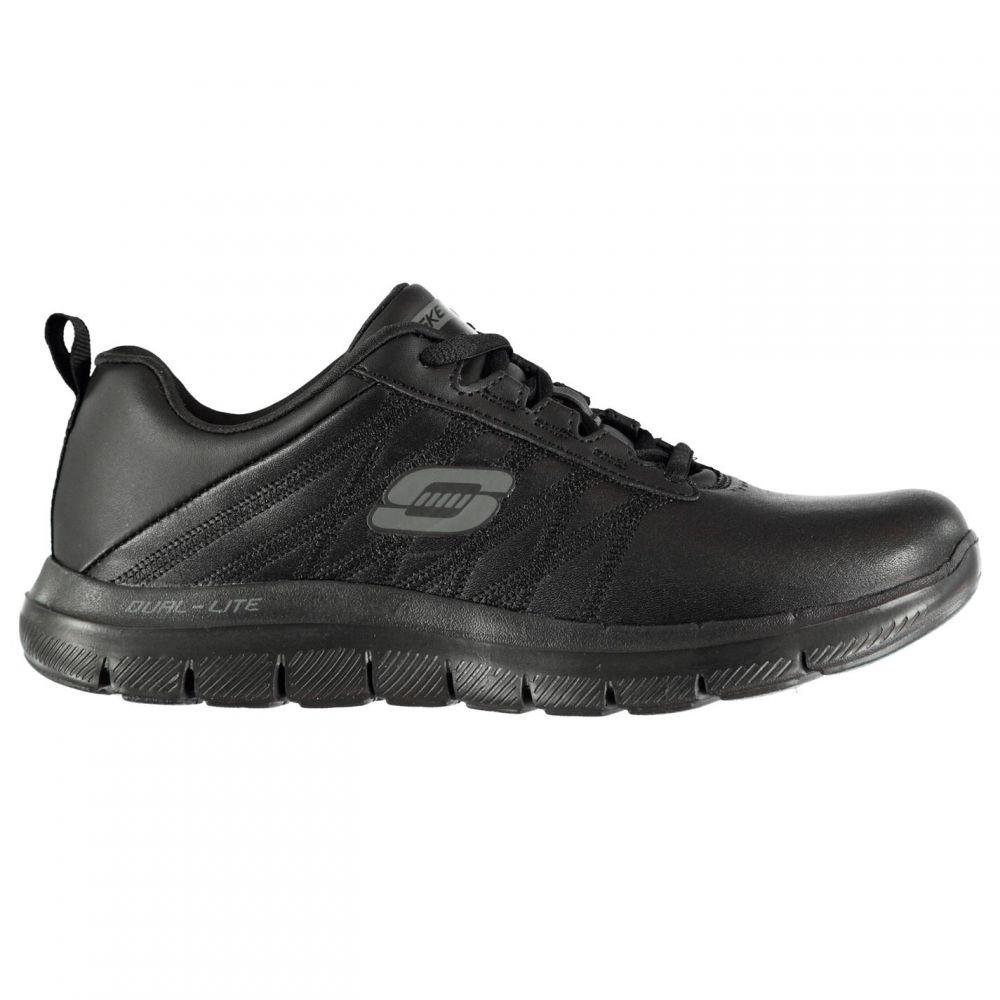 スケッチャーズ Skechers レディース スニーカー シューズ・靴【Flex Appeal 2.0 Trainers】Black