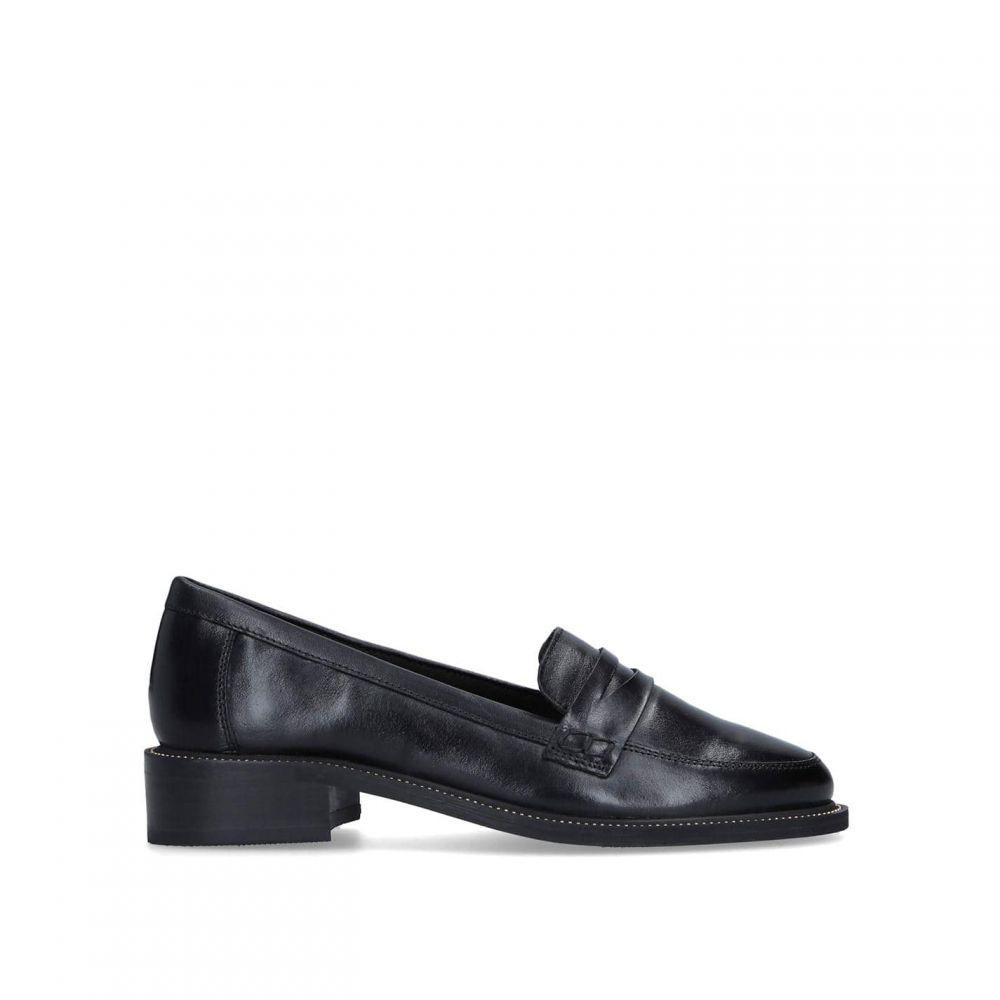 カーベラ Carvela レディース ローファー・オックスフォード シューズ・靴【Maeve Loafers】BLACK
