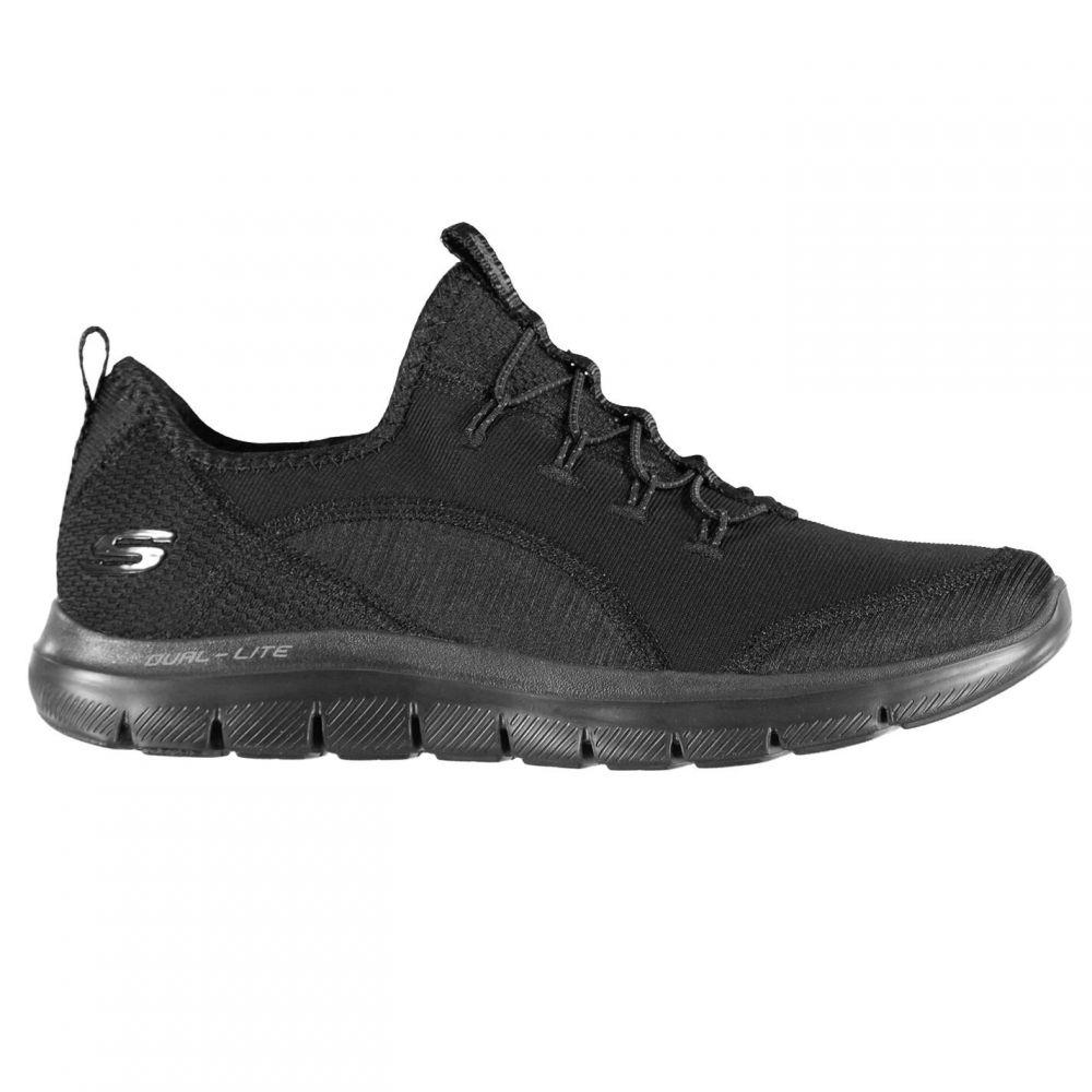 スケッチャーズ Skechers レディース スニーカー シューズ・靴【FA 2.0 Trainers】Black