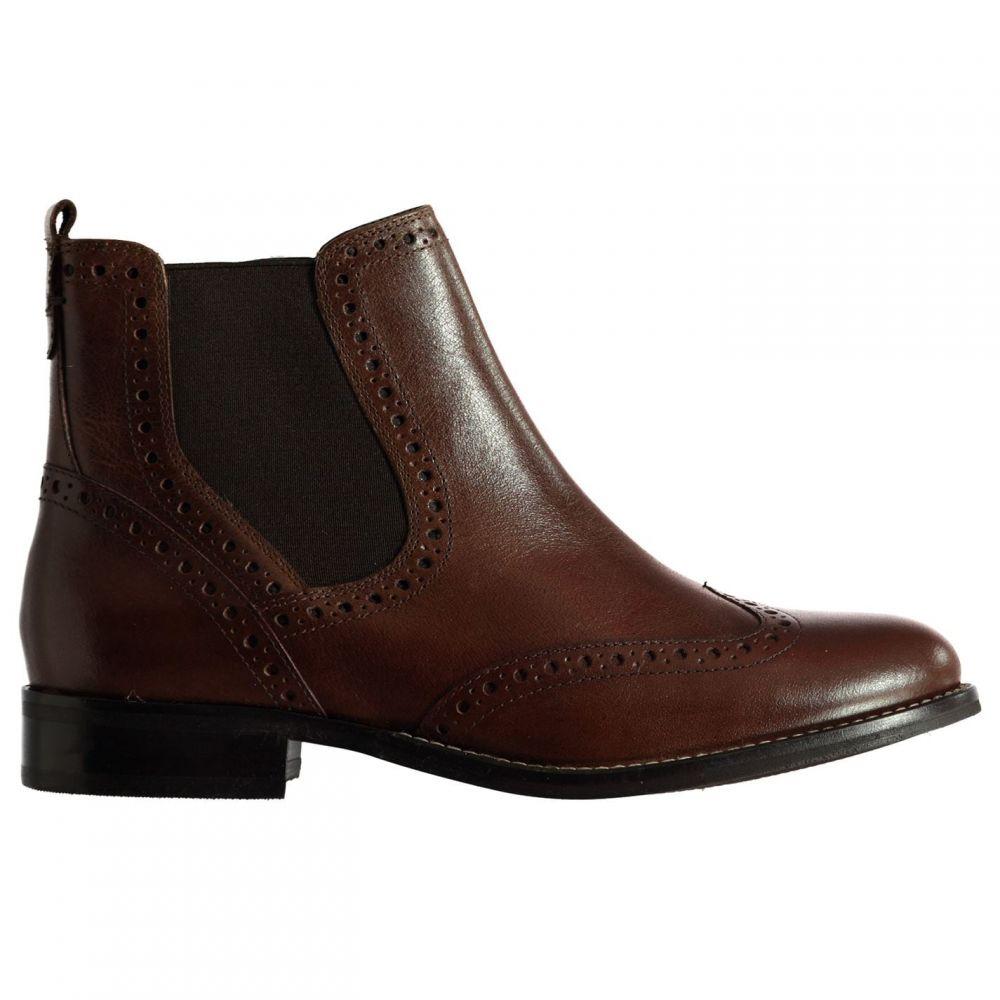 ファイヤートラップ Firetrap レディース ブーツ チェルシーブーツ シューズ・靴【Tess Chelsea Boots】Tan
