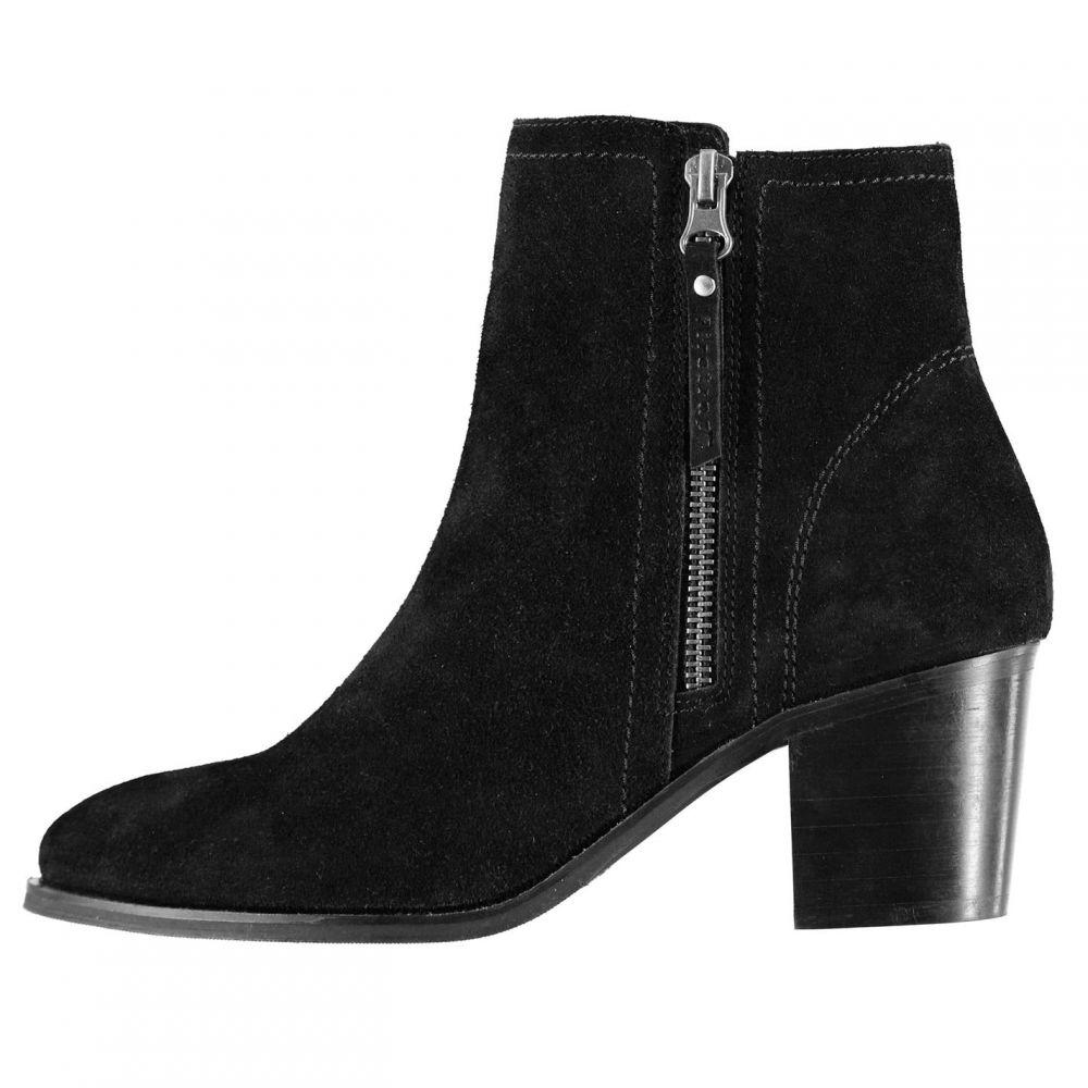 ファイヤートラップ Firetrap レディース ブーツ ショートブーツ シューズ・靴【Queenie Ankle Boots】Black