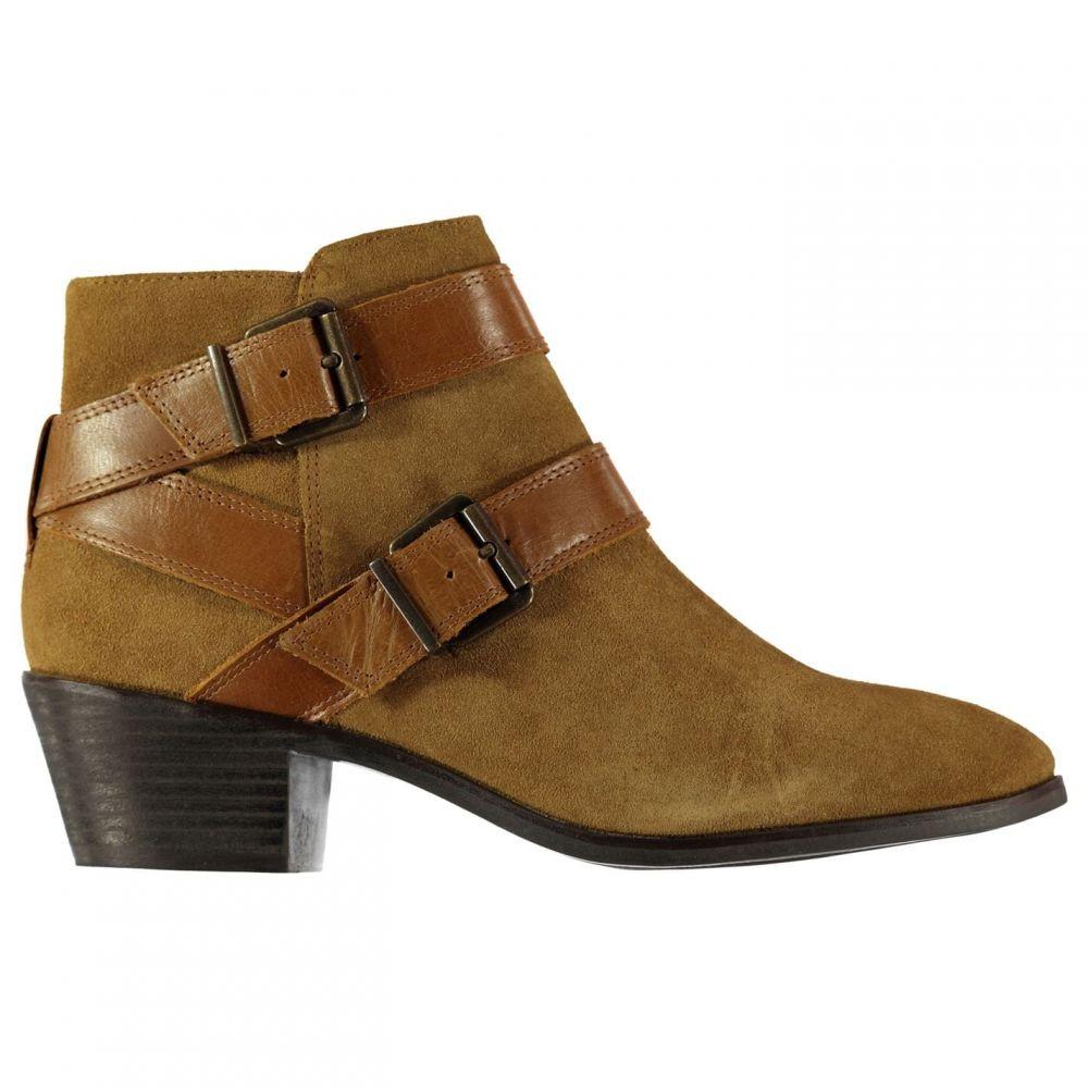 ファイヤートラップ Firetrap レディース ブーツ シューズ・靴【Alford Boots】Tan