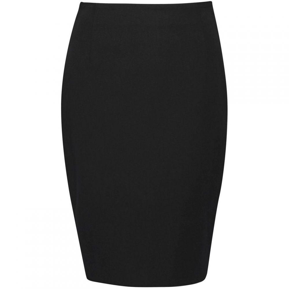 フレンチコネクション French Connection レディース ひざ丈スカート ペンシルスカート スカート【Street Twill Pencil Short Skirt】Black
