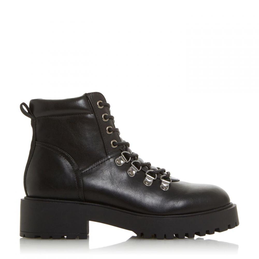 ヘッドオーバーヒールズ Head Over Heels レディース ブーツ チャンキーヒール シューズ・靴【Priyaa Chunky Hiker Boots】Black