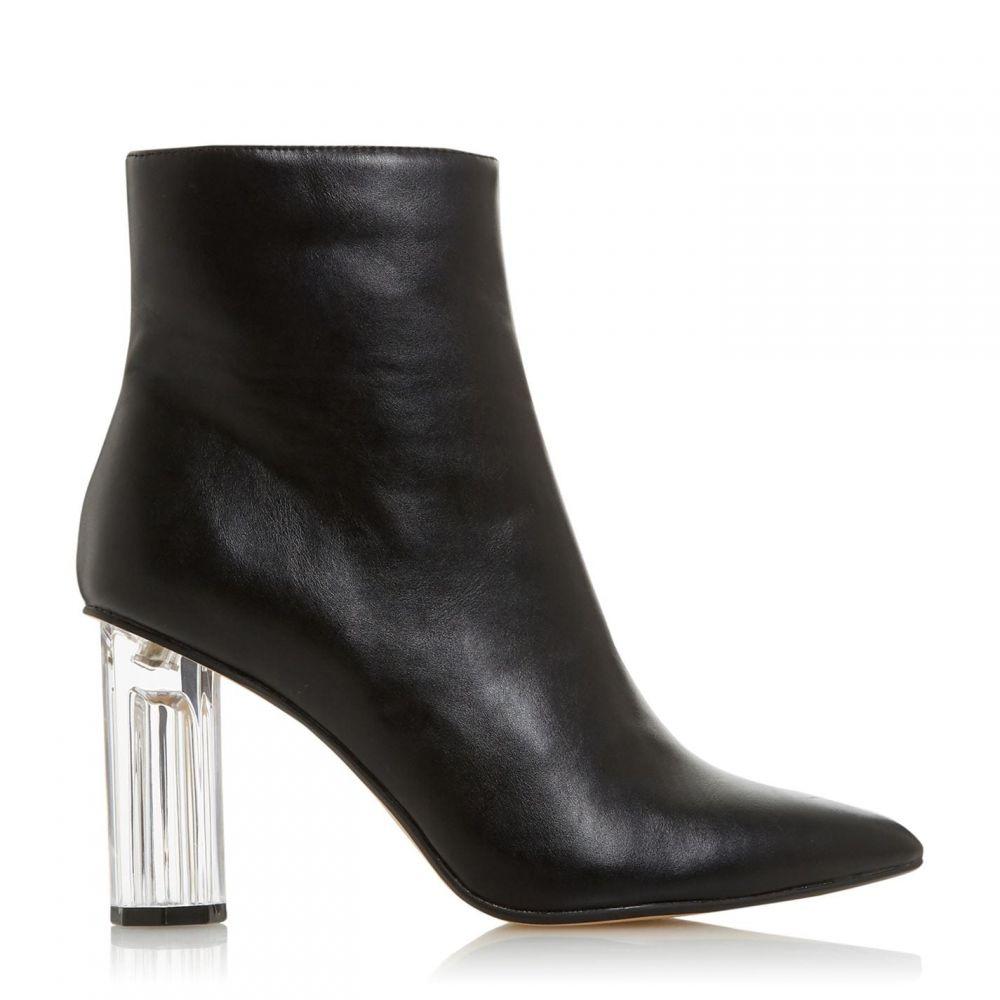 ヘッドオーバーヒールズ Head Over Heels レディース ブーツ シューズ・靴【Pharella Perspex Heel Boots】Black
