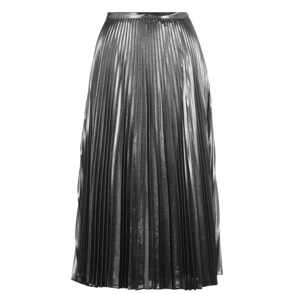 ラルフ ローレン Lauren by Ralph Lauren レディース スカート フルスカート【LRL Suzu Full Skirt】Blk/Slv