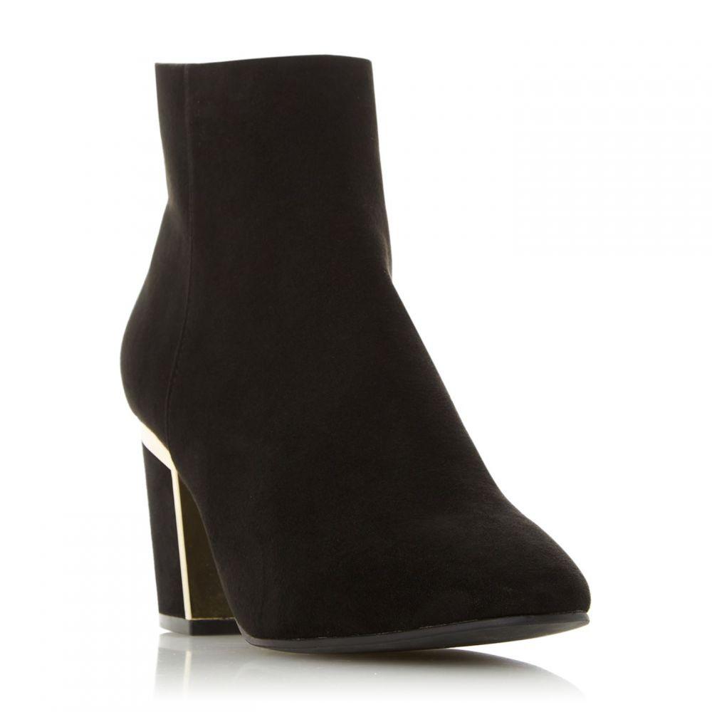 ヘッドオーバーヒールズ Head Over Heels レディース ブーツ シューズ・靴【Perly Block Heel Boots】Black