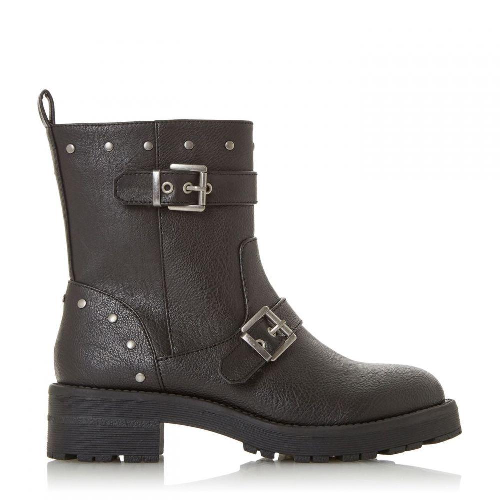 ヘッドオーバーヒールズ Head Over Heels レディース ブーツ シューズ・靴【Rosita Military Buckle Boots】Black