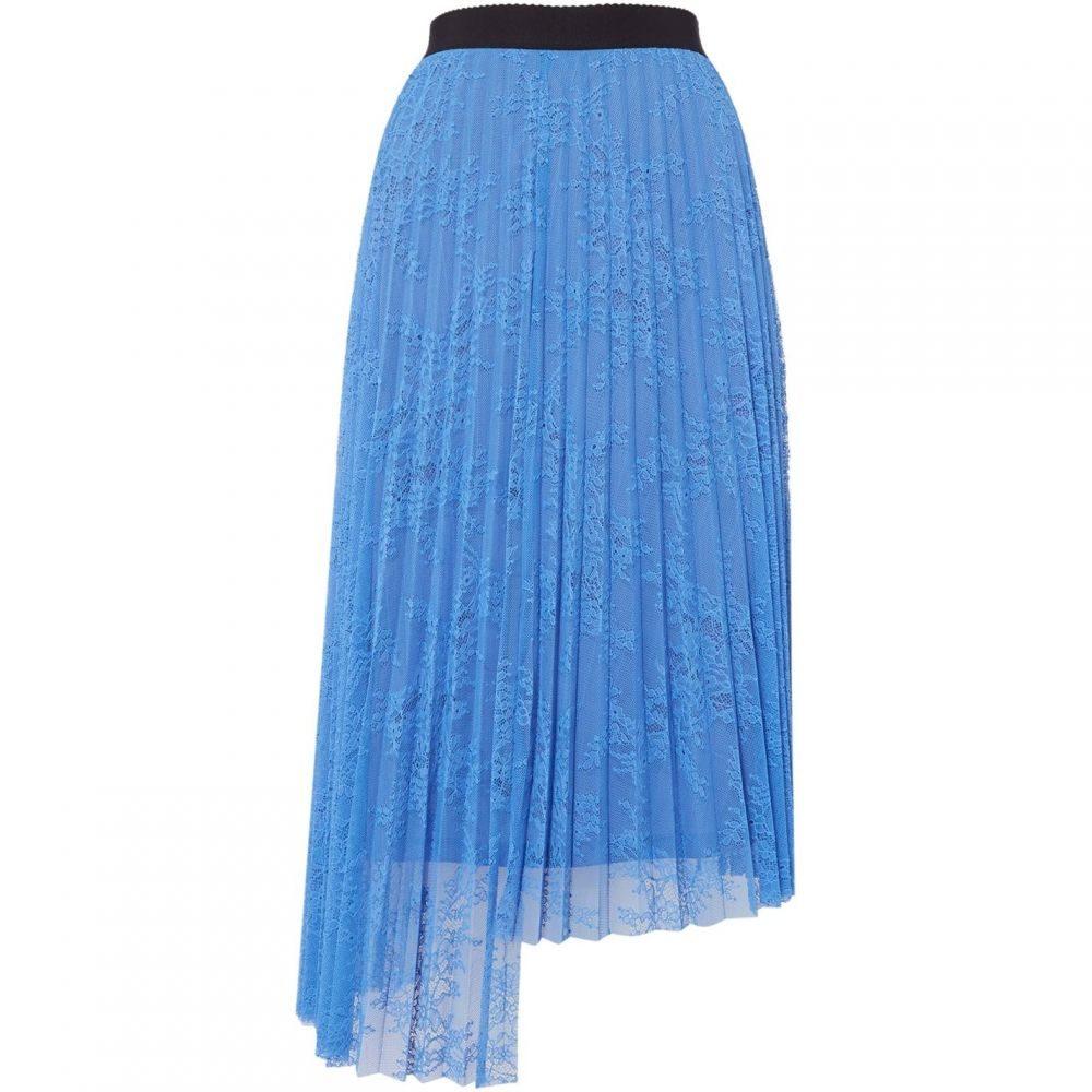 イブルース Iblues レディース スカート 【Milva lace skirt】Blue