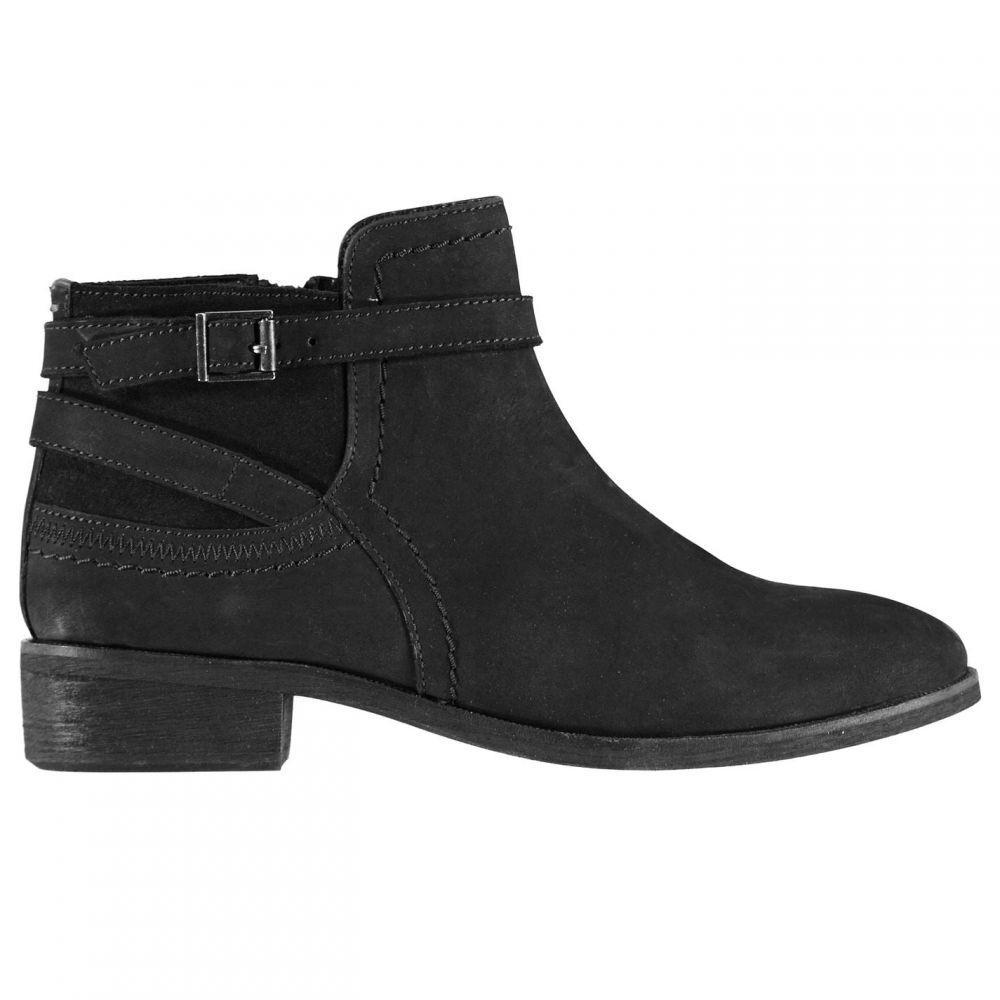 ファイヤートラップ Firetrap レディース ブーツ ショートブーツ シューズ・靴【Zura Ankle Boots】Black