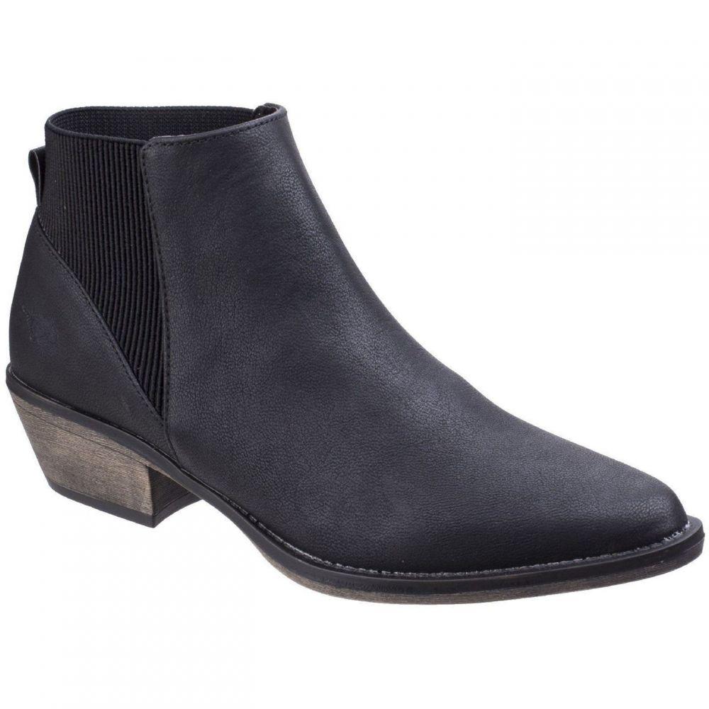 ロケットドッグ Rocket Dog レディース ブーツ ショートブーツ シューズ・靴【Alarm Ankle Boots】Black