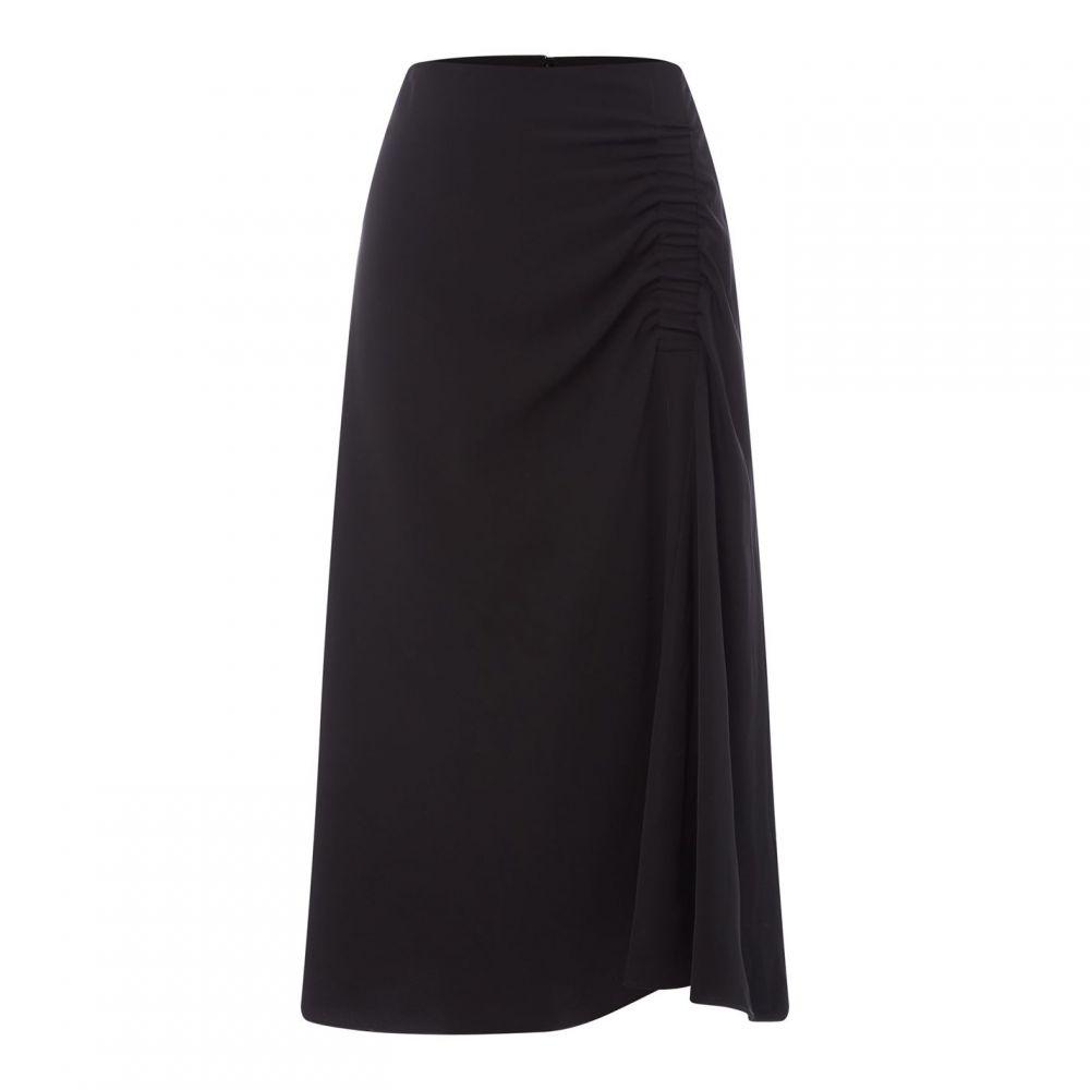 ダナ キャラン ニューヨーク DKNY レディース ひざ丈スカート ペンシルスカート スカート【Pencil Skirt】Black