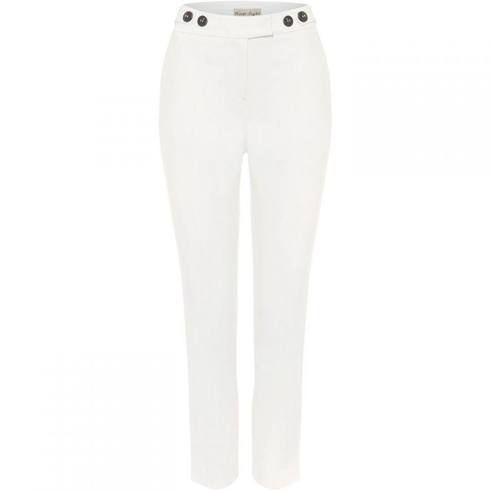 フェイズ エイト Phase Eight レディース ボトムス・パンツ 【Ulrica Suit Trouser】White