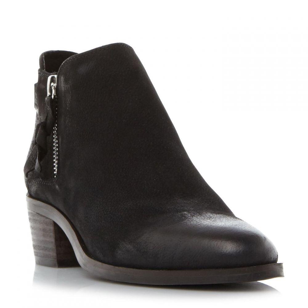 スティーブ マデン Steve Madden レディース ブーツ シューズ・靴【Kyle SM Side Zip Point Boots】Black