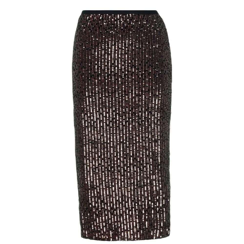 ヴェロモーダ Vero Moda レディース スカート 【Callie Sequin Skirt】Black