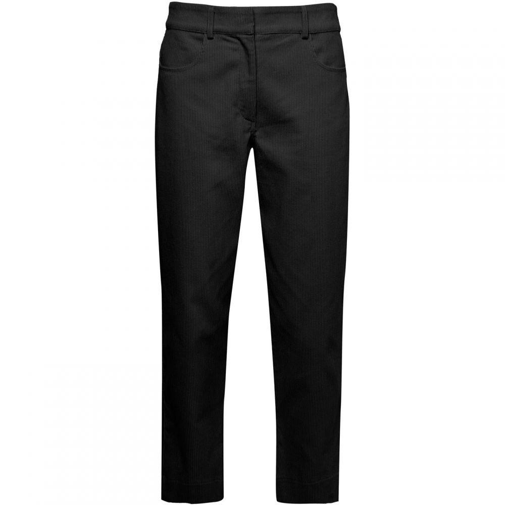 グレート プレインス Great Plains レディース ボトムス・パンツ 【Chunky Cord Trousers】Black