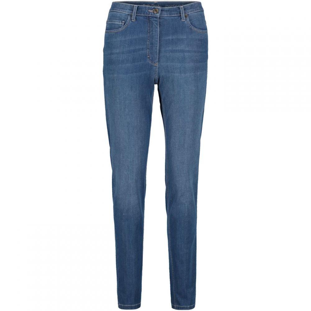 ベティー バークレイ Betty Barclay レディース ジーンズ・デニム ボトムス・パンツ【Perfect Flex jeans】Middle/Blue/Denim