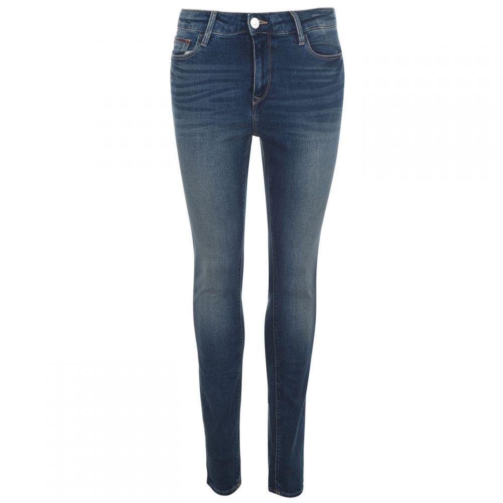 トミー ジーンズ Tommy Jeans レディース ジーンズ・デニム ボトムス・パンツ【High Waist Santana Jeans】ROYAL BLUE