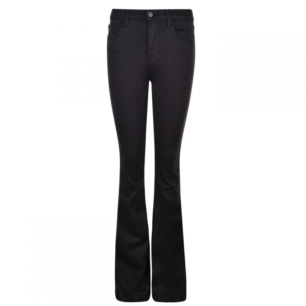 ジェイ ブランド J BRAND レディース ジーンズ・デニム ボトムス・パンツ【Maria Flare Jeans】Seriously Black