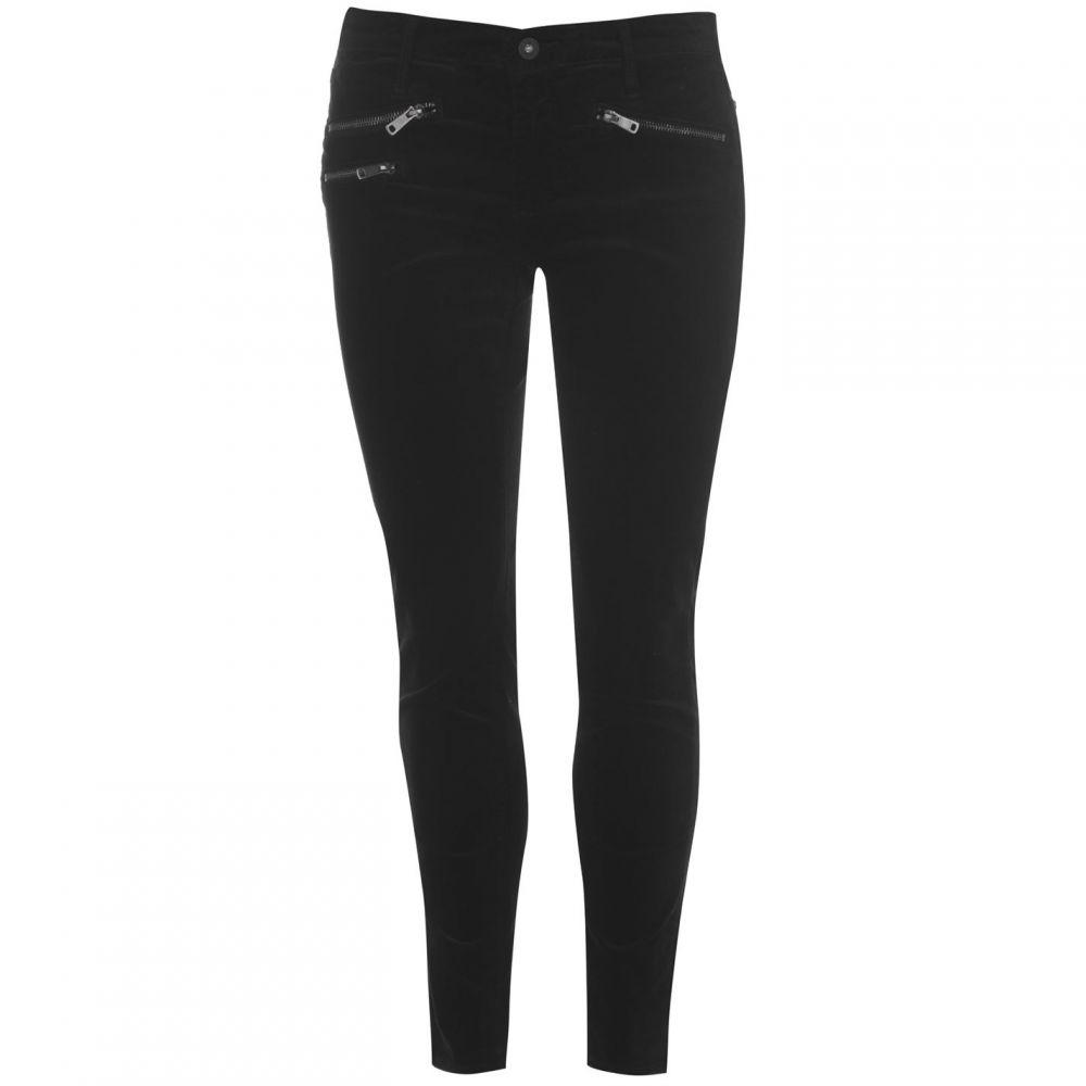 エージージーンズ AG Jeans レディース ジーンズ・デニム ボトムス・パンツ【AG Moto Jeans】Super Black