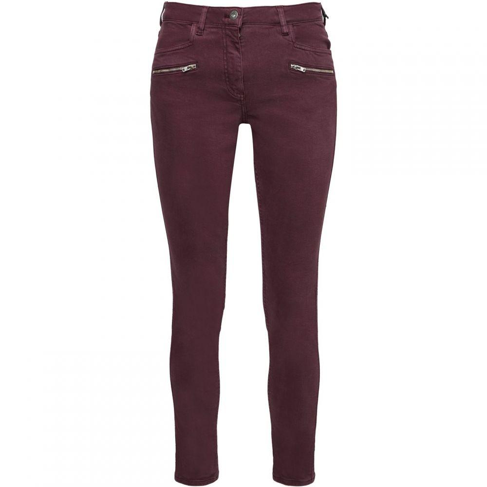 グレート プレインス Great Plains レディース ジーンズ・デニム ボトムス・パンツ【Zip Skinny Jeans】Bordeaux