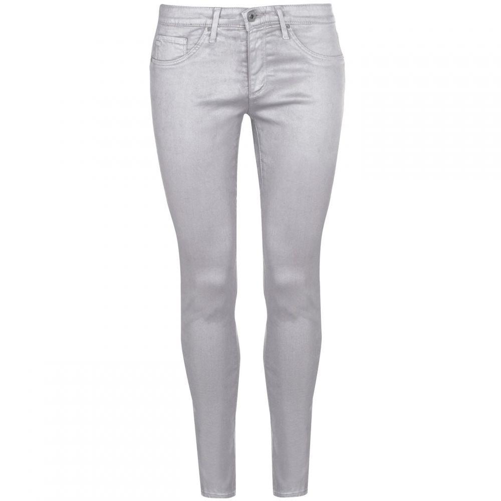 エージージーンズ AG Jeans レディース ジーンズ・デニム ボトムス・パンツ【AG Ankle Jeans】Metalized Powde