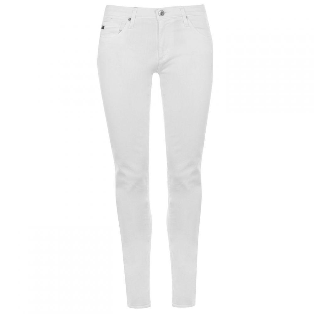 エージージーンズ AG Jeans レディース ジーンズ・デニム ボトムス・パンツ【AG 434 Jeans】White
