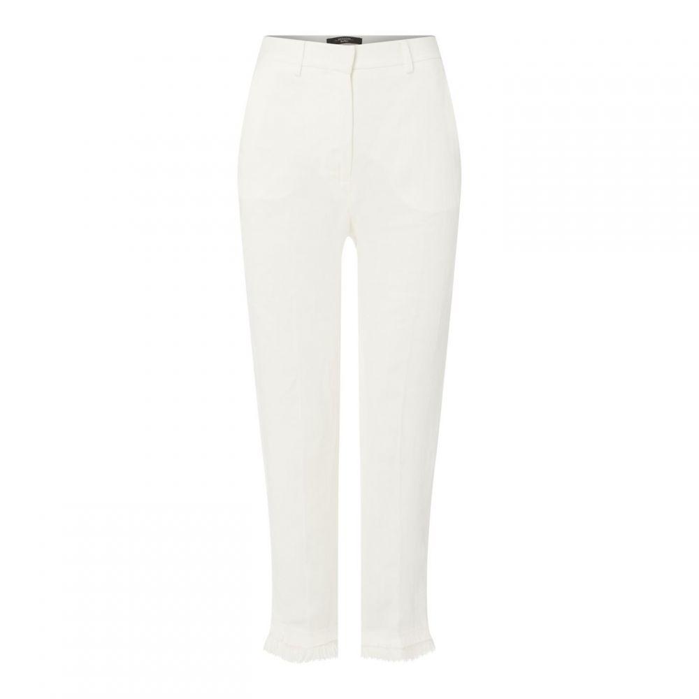 マックスマーラ Max Mara Weekend レディース ボトムス・パンツ 【MMW Zigote Trousers】White