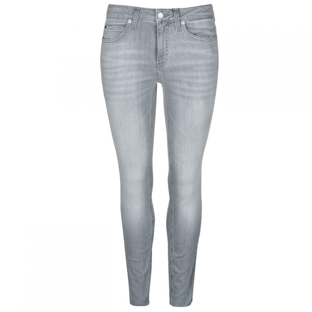 カルバンクライン Calvin Klein Jeans レディース ジーンズ・デニム ボトムス・パンツ【010 Ankle Skinny Jeans】Julie Grey