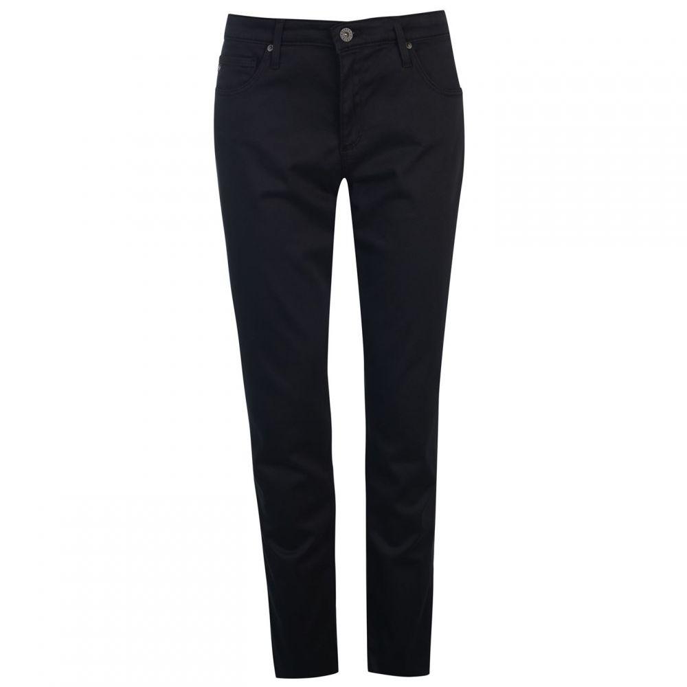 エージージーンズ AG Jeans レディース ジーンズ・デニム ボトムス・パンツ【AGed REV Jeans】Super Black