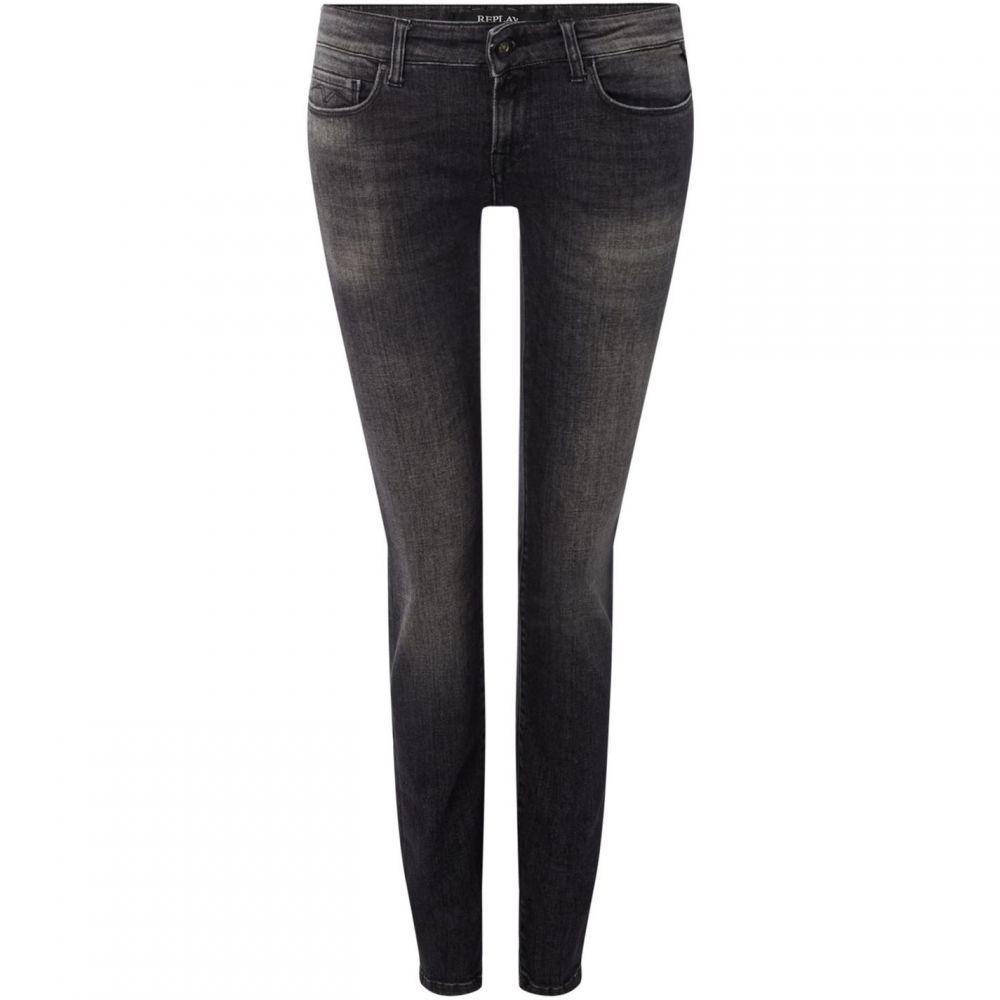 リプレイ Replay レディース ジーンズ・デニム ボトムス・パンツ【Rose Skinny Fit Jeans】Grey