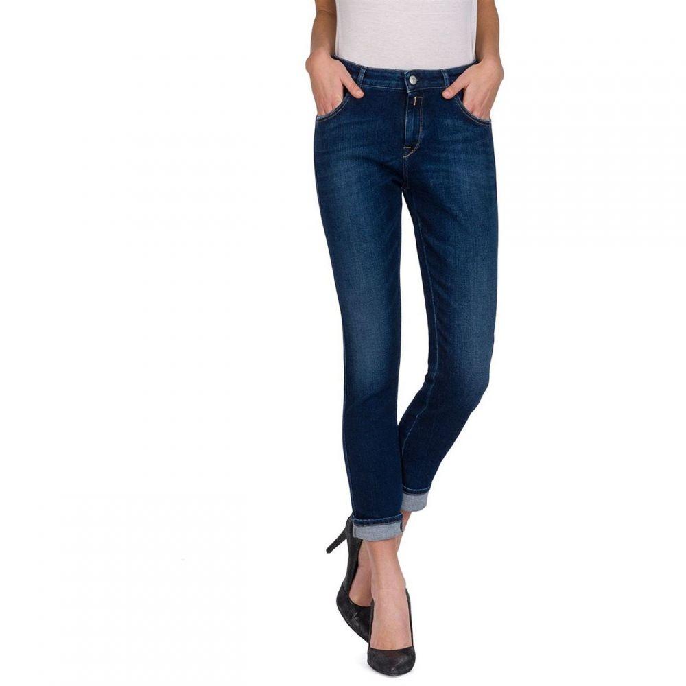 リプレイ Replay レディース ジーンズ・デニム ボトムス・パンツ【Katewin Slim Fit Jeans】Blue