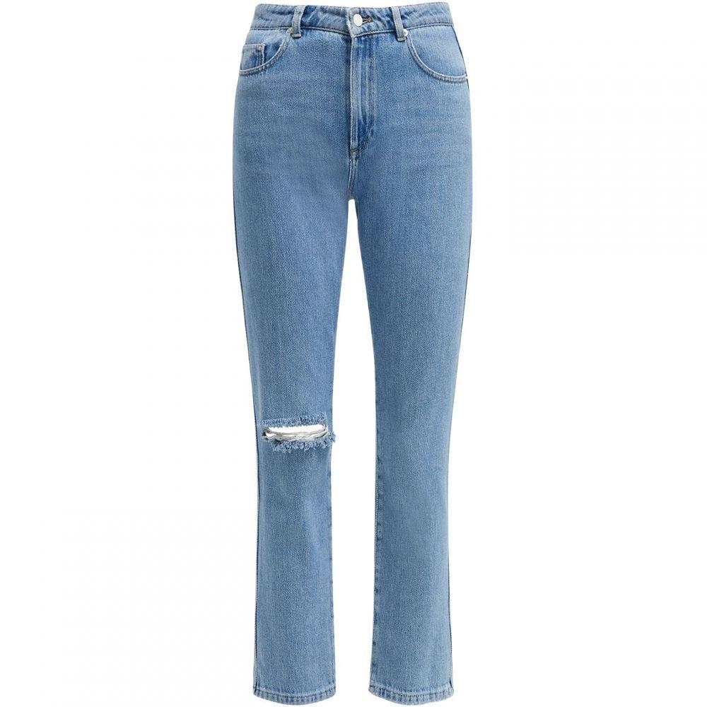 フレンチコネクション French Connection レディース ジーンズ・デニム ボトムス・パンツ【High Rise Straight Jeans】Blue
