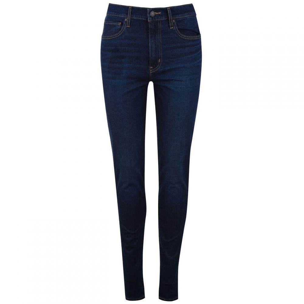 リーバイス Levis レディース ジーンズ・デニム ボトムス・パンツ【Mile High Stretch Super Skinny Jeans】On The Rise
