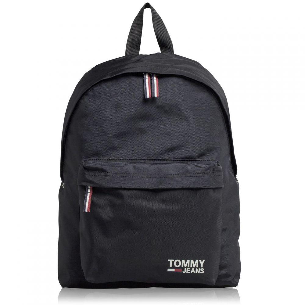 トミー ジーンズ Tommy Jeans ユニセックス バックパック・リュック バッグ【Classic Backpack】Black