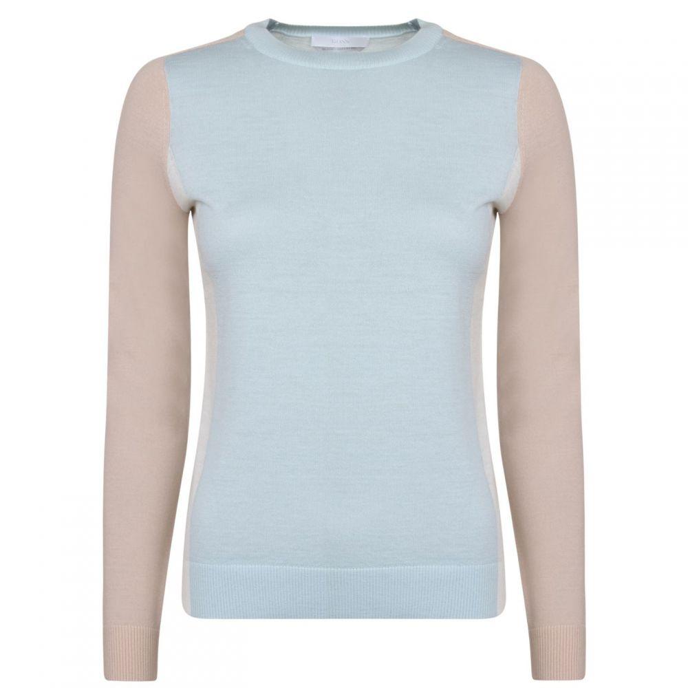 ヒューゴ ボス Boss レディース スウェット・トレーナー トップス【Fara Colour Block Sweatshirt】MISC